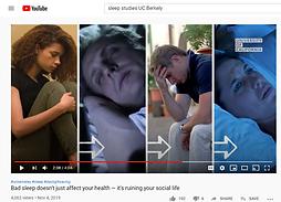 Sleep - Bad Sleep Ruins Your Social Life