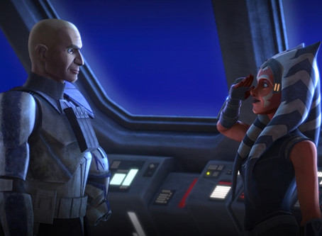Review- The Clone Wars, Shattered