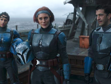Mand-galore! Din Djarin teams up with fellow Mandalorians!
