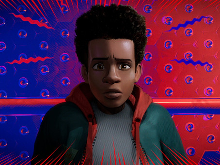 Spider-Verse, remixing & resampling your identity