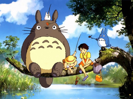 Sunday Movies- My Neighbour Totoro