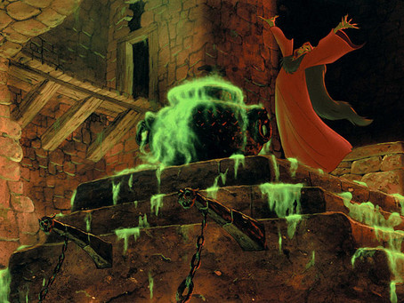 Ten of the scariest animated Disney characters ever created