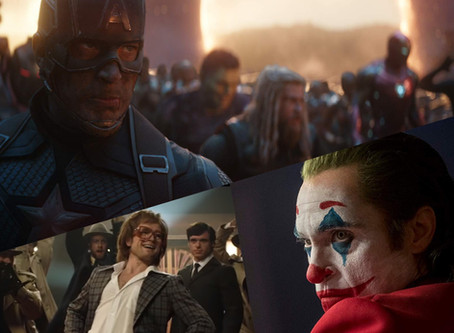 Top Moments in Film 2019