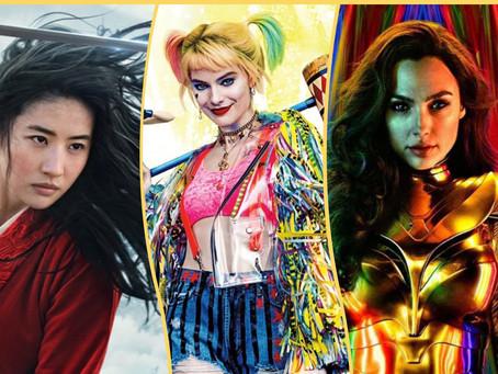 The Women of Cinema: 2020
