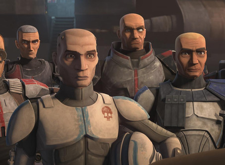 "Review- The Clone Wars ""Bad Batch"" Arc"