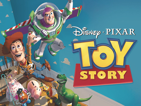 Cling-Film - Toy Story - The 25th Anniversary