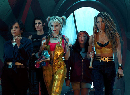 Review- Birds of Prey