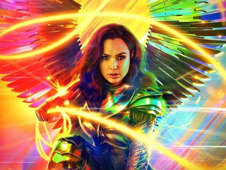 A Superhero in 2020? - Wonder Woman 1984 Review (spoiler free)