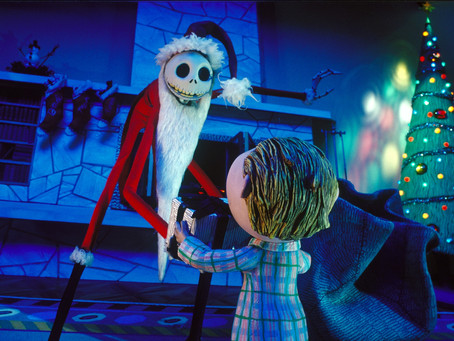 Sunday Movies- The Nightmare Before Christmas