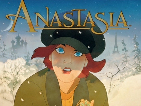 Once Upon a Don Bluth Masterpiece... A look back at Anastasia (1997)