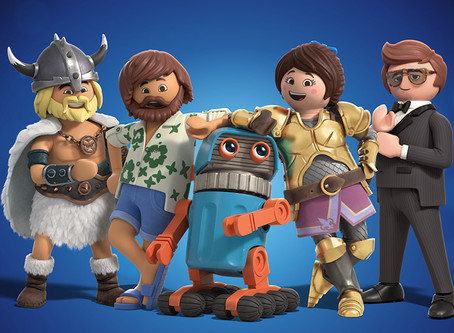 Review - Playmobil: The Movie