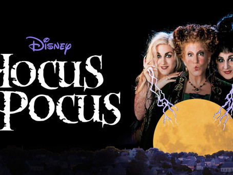 Sunday Movies- Hocus Pocus
