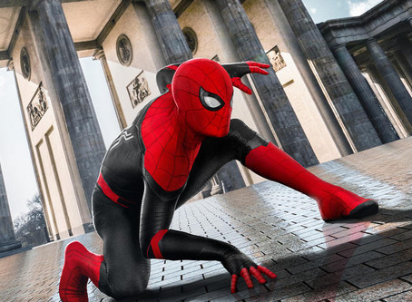 Review - Spider-Man: Far From Home (Spoiler Free)