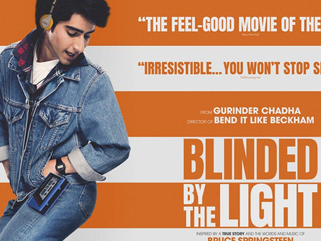 Review - Blinded by the Light