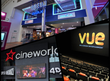 Is it time for UK Cinemas to re-open?