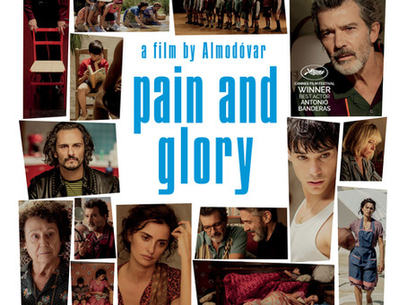 Review - Pain & Glory (Dolor y Gloria)