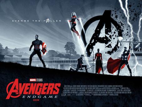 Review - Avengers: Endgame (spoiler free)