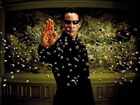 The Influences of The Matrix
