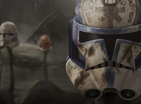 Review- The Clone Wars, Victory and Death