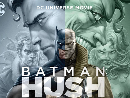 Review - Batman Hush