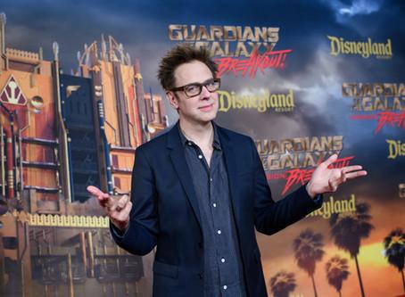 Did Disney have a choice bar reinstating Gunn?