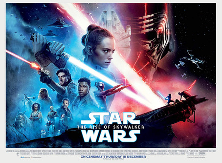 Review- Star Wars: The Rise of Skywalker (spoiler free)