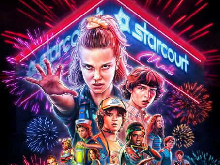 Review - Stranger Things 3