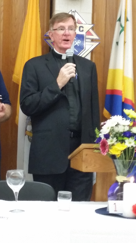 Father Pete Gideon