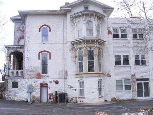 Stokcton House