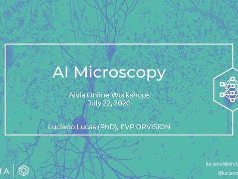AI Microscopy
