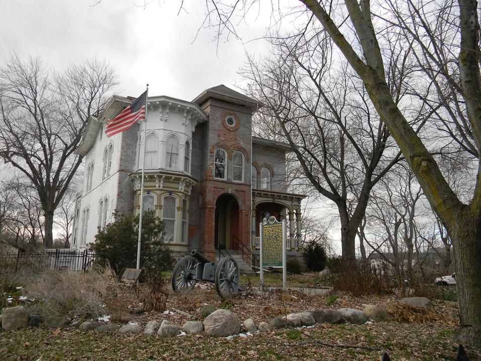 Stockton House at Spring Grove