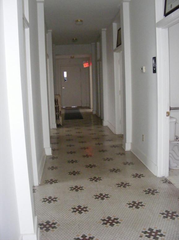 hospital hallways