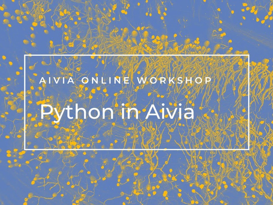 Python in Aivia