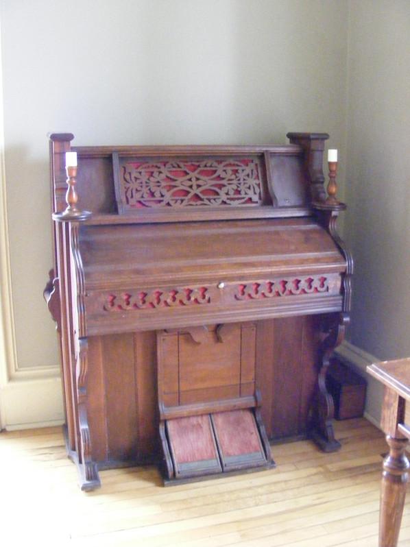 Inside Stockton House