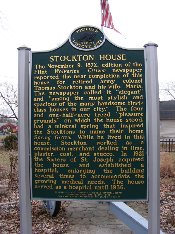 Historical Sign