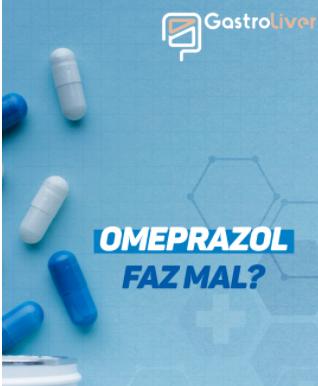 O que devo saber antes de usar omeprazol?