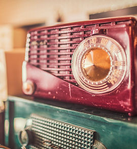 wintage Rádios
