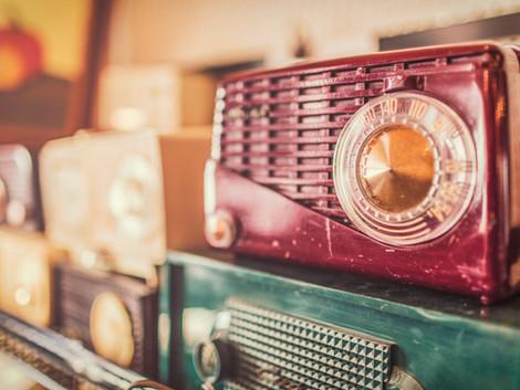 Der Sender macht die Musik