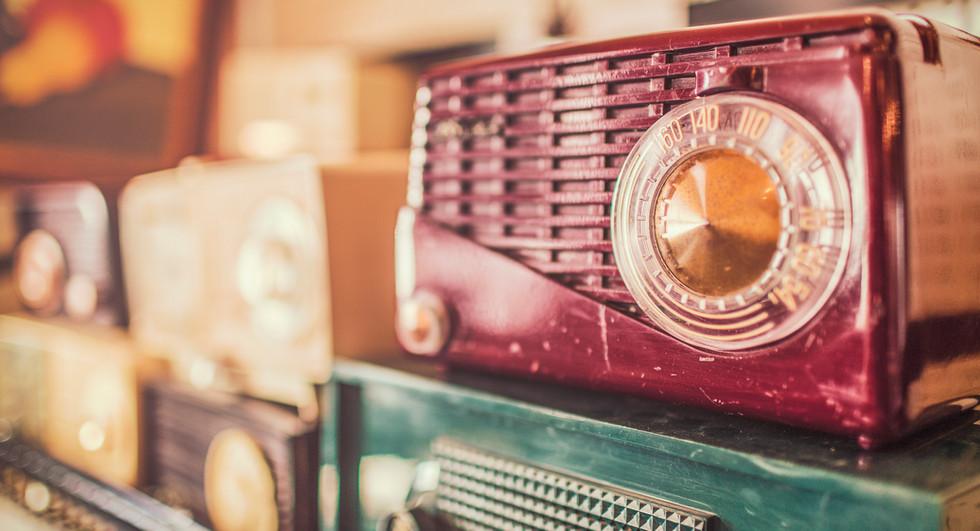 Wintage radio
