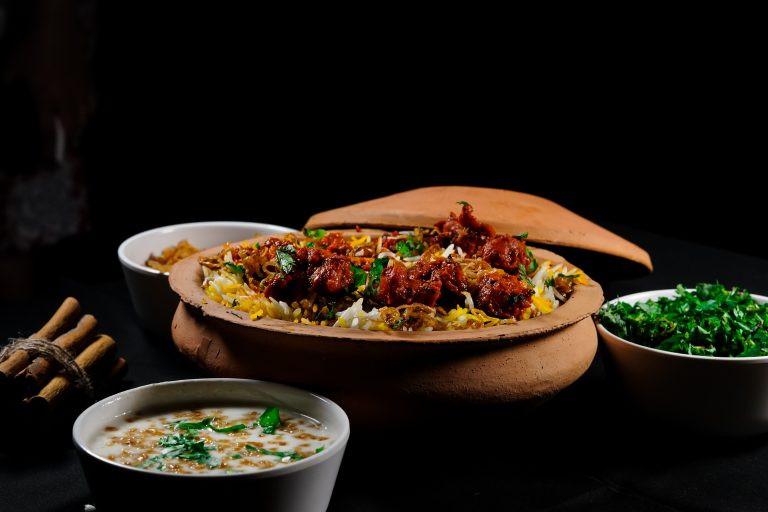 Delicious Indian Chicken Biryani by tipsofcooking