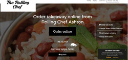 rolling chef