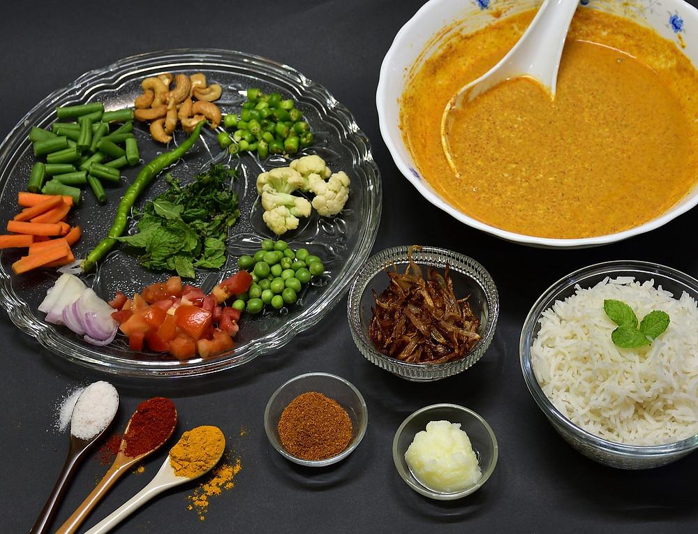 Delicious Indian Chicken Biryani recipe by tipsofcooking
