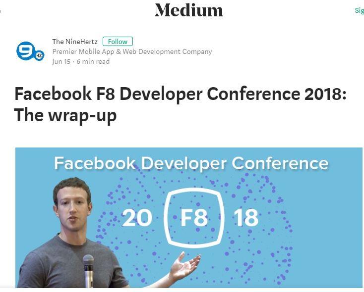 facebook dev conf
