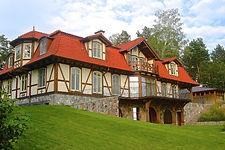 lakefront luxury homes poland
