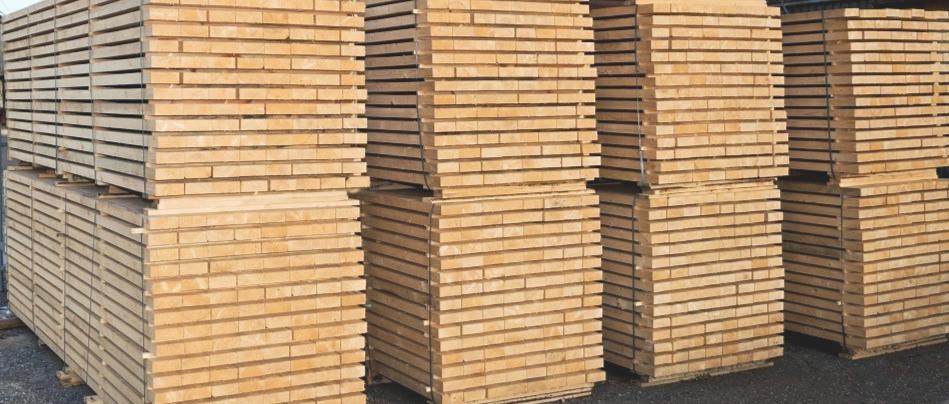 Soft wood for Shuttering