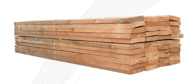 White wood Lumber