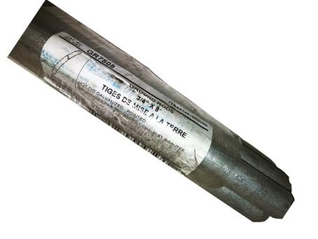 Ground Rods | Galvanized Ground Rods | Earthing Material | Dammam | Saudi Arabia