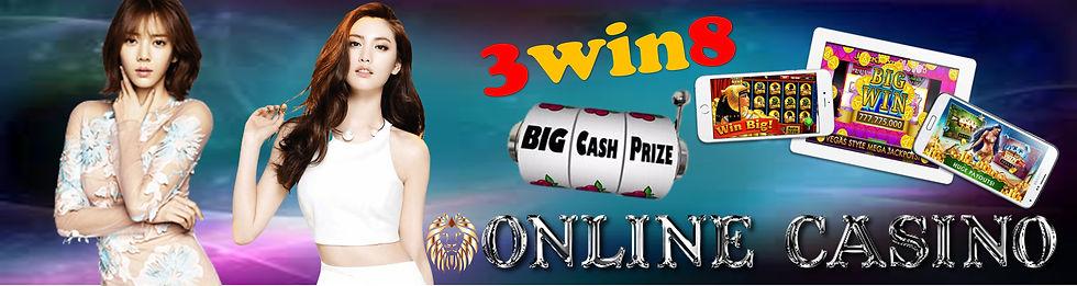 3win8 Online Casino