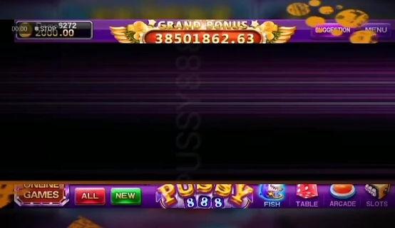 Pussy888 Online Casino Singapore