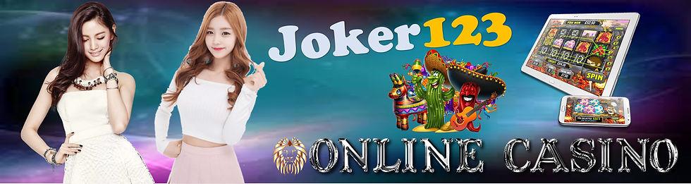 Joker123 Online Casino